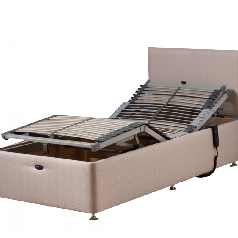 The Richmond Electric Adjustable Bed Single
