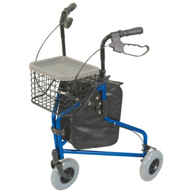 Triwalker. Walking Aids for nursing homes and care homes. Crutches ...