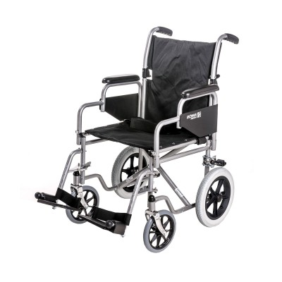 Car Transit Wheelchair with Detachable Arms